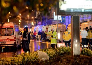 Penembakan Di Malam Tahun Baru Di Istanbul, 35 Orang Tewas