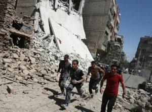 Koalisi Pimpinan AS Mengaku Tewaskan 188 Warga Sipil Di Suriah Dan Irak