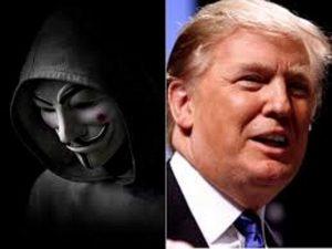 Anonymous: Trump Akan Menyesal Selama 4 Tahun Ke Depan