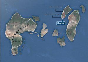 Peneliti Temukan Lokasi Benua Kuno Yang Hilang