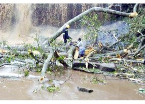 Kecelakaan Di Bawah Air Terjun Kintampo, Ghana, 20 Orang Tewas