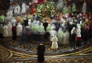 930 Tahun Di Italia, Relik Santo Nicholas Didatangkan Ke Moskow