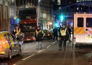 Aksi Terorisme Lukai Puluhan Orang Di Jembatan London