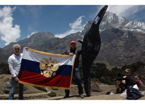 Pecahkan Rekor, Drone Rusia Melayang Di Atas Gunung Everest