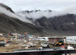 Tsunami Di Greenland, 4 Orang Dinyatakan Hilang