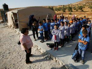 Israel Hancurkan Sekolah Yang Dibangun Uni Eropa Untuk Palestina