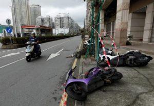 4 Hari Setelah Topan Hato, Hong Kong Dan Macau Dilanda Badai Pakhar