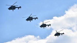 Rusia Dan China Sepakati Kerjasama Proyek Helikopter