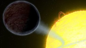 Ilmuwan Temukan Exoplanet Yang Sangat Gelap Dan Panas