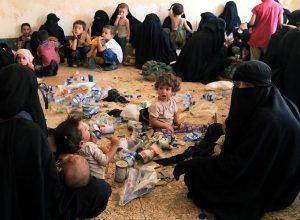 Irak Akan Deportasi Istri Dan Anak-anak Militan ISIS