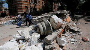 Korban Gempa Meksiko Bertambah Menjadi 248 Orang