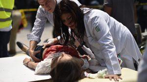 Gempa 7,1 SR Hancurkan Meksiko, Lebih Dari 100 Orang Tewas