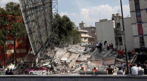 Meksiko Terus Diguncang Gempa, Ini Alasannya