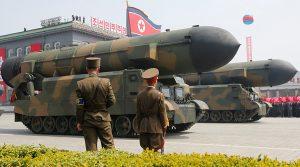 Lavrov: AS Tidak Akan Menyerang Karena Korut Memiliki Senjata Nuklir