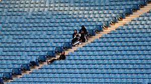 Pertama Kali Di Arab, Wanita Diizinkan Memasuki Stadion Olahraga