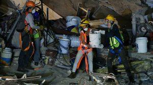 Lagi, Gempa Berkekuatan 5,7 SR Hantam Meksiko