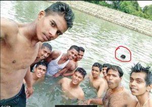 Tragis Seorang Remaja India Tenggelam, Saat Temannya Asik Selfie