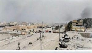 Serangan Koalisi AS Di Raqqa Tewaskan 84 Warga Sipil
