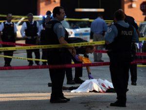 Dalam 8 Bulan, Korban Pembunuhan Di Chicago Mencapai 500 Orang