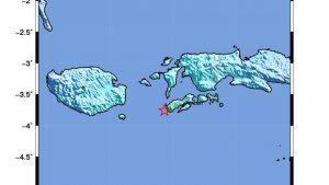 Ambon Diguncang Gempa Bumi Beruntun Ini Analisa Dari BMKG
