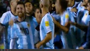 Cetak Tiga Gol, Messi Jadi Pahlawan Untuk Argentina