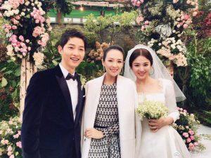 Song Joong Ki dan Song Hye Kyo Resmi Menikah