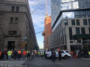 Penembakan Di Manhattan, 1 Orang Tewas