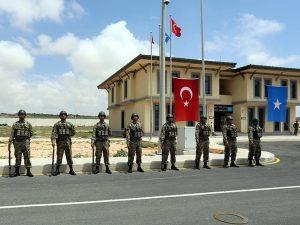 Turki Buka Pangkalan Militer Besar Di Afrika