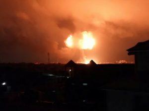 Ledakan Pom Bensin Di Ghana Tewaskan 7 Orang