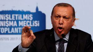 """Kecam AS, Erdogan: """"Turki Bukan Negara Kesukuan"""""""