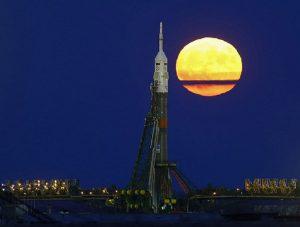Rusia Akan Bangun Pangkalan Di Bulan Pada Tahun 2040