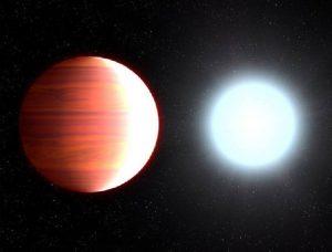 Astronom Temukan Exoplanet Yang Memiliki Salju Tabir Surya