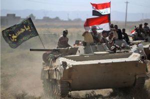 Militer Irak Berhasil Merebut Kota Hawija Dari ISIS