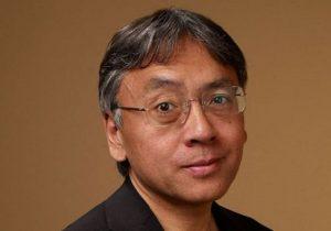 Penulis Kazuo Ishiguro Raih Nobel Sastra