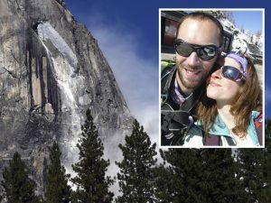Tertimpa Batu Granit, Pendaki Tewas Setelah Selamatkan Istrinya