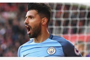 Cedera, Striker Manchester City Sergio Aguero Akan Absen Enam Minggu