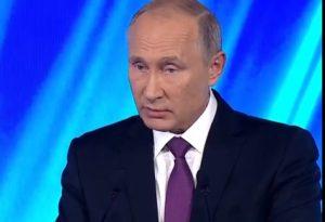 Putin: Uni Eropa Memicu Bangkitnya Separatisme