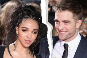 Robert Pattinson Putuskan Pertunangan Dengan FKA Twigs