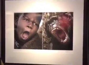 Rasis, Museum Ini Tampilkan Foto Orang Afrika Dengan Mimik Binatang
