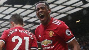 Martial Bawa Kemenangan Untuk Manchester United Atas Tottenham