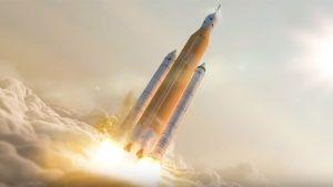 Saingi SpaceX, NASA Kembangkan Roket Besar