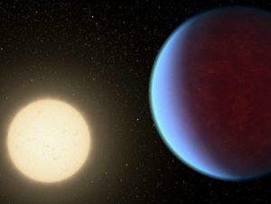 Ilmuwan Temukan Exoplanet Dengan Atmosfer Mirip Bumi