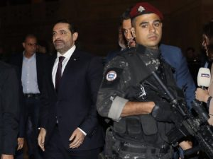 Tepati Janjinya, Saad al-Hariri Kembali Ke Lebanon