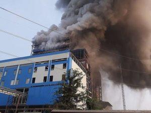 Ledakan Pembangkit Listrik Di India Tewaskan 16 Orang