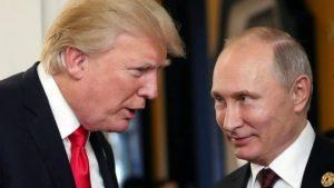 Trump Dan Putin Sepakat Untuk Kalahkan ISIS Di Suriah