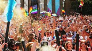 Warga Australia Dukung Pernikahan Sesama Jenis