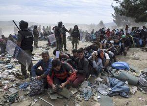 Konflik Dunia Sebabkan 66 Juta Orang Mengungsi