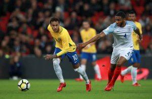 Timnas Inggris Berhasil Menahan Gempuran Brasil Di Wembley
