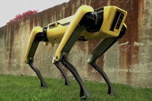 Boston Dynamics Rilis Versi Baru Robot Anjing Tanpa Kepala