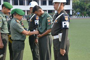 Terlibat Narkoba, Prajurit TNI Diberhentikan Dengan Tidak Hormat